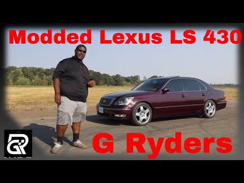 3rd Gen Lexus LS 430 Review | Still Luxury at its Finest