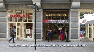 Terakotová armáda - Pardubice 1.9. - 30.11.2018