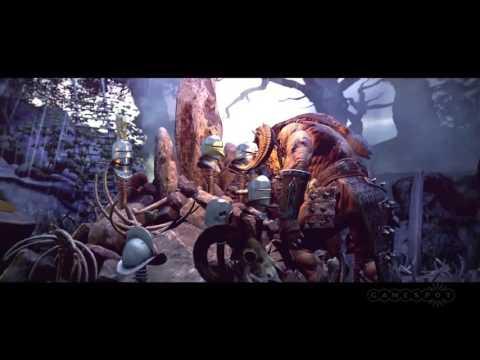 Total War - Warhammer - Call of the Beastmen Announcement Trailer |