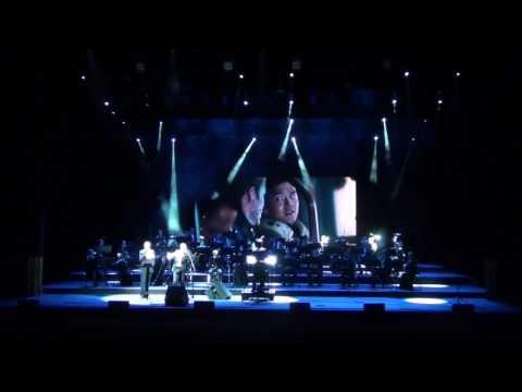 "Alexander Courage - ""Star Trek Theme"" The Ugra Symphonic Band"
