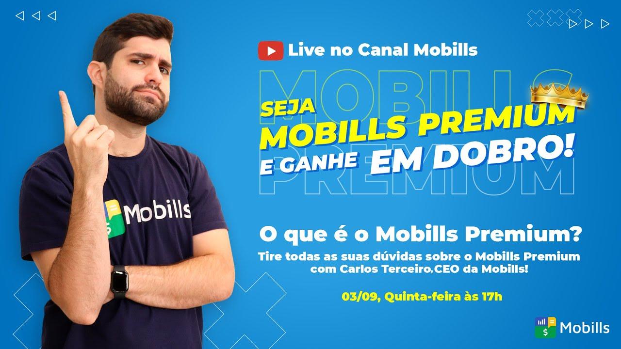 Saiba tudo sobre o Mobills Premium!