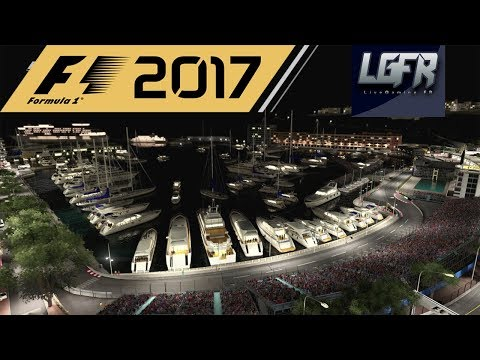 F1 2017 | Monaco de nuit - Red Bull [PS4|FR]