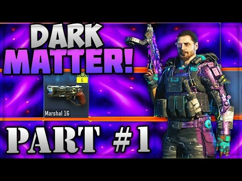 "BLACK OPS 3 DARK MATTER ""MARSHAL 16"" CHALLENGE #1 (Call of Duty: COD BO3 SUPPLY DROP WEAPONS)"
