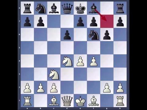 Dirty Chess Tricks against Sicilian defense - 1 (Dragon Variation)