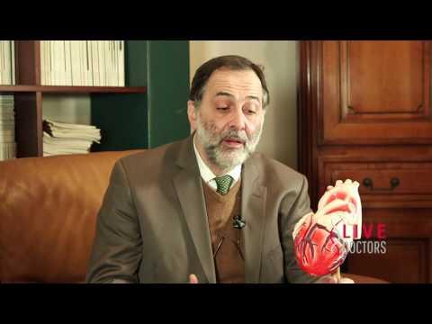 Docteur Ouzan, Angine de poitrine. Interview intégrale. Live Doctors