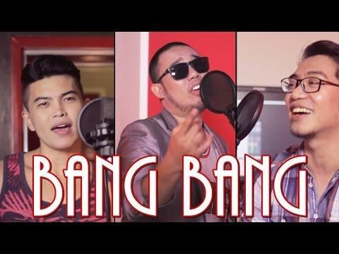 Bang Bang  - Johann Mendoza, Daryl Ong, Drey Reyes Male Cover