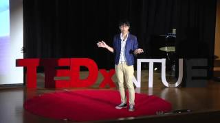 匱乏時間症候群,匆忙人生的意義:海苔熊 at TEDxNTUE 2015   Wei Quan Cheng   TEDxNTUE