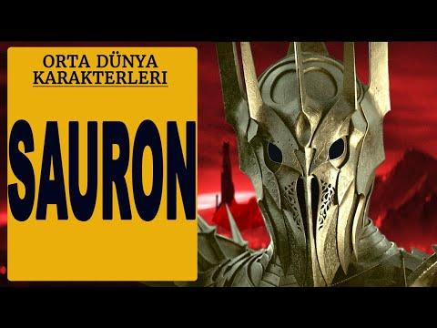 SAURON (Orta Dünya - Yüzüklerin Efendisi)