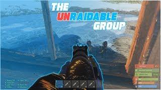 Rust   The Unraidable Group! Online Raid Defense.