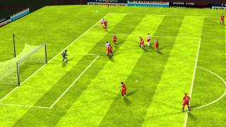 FIFA 13 iPhone/iPad - Poland vs. Czech Republic