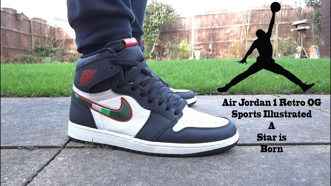 air jordan 1 high a star is born