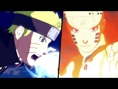 Naruto Ultimate Ninja Storm 4 - The Last Naruto Moveset Awakening & Secret Technique