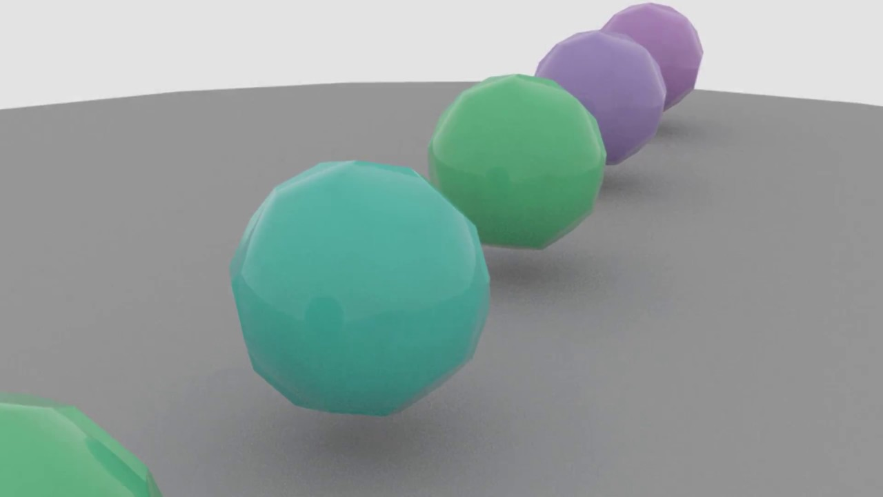 Maya: Arnold Rendering MASH Color