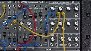 Introduction to Phase Shifting with the Roland 572
