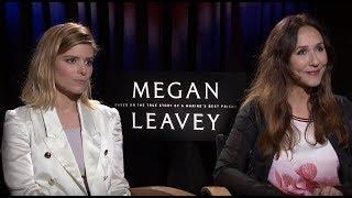 Backstage With Kate Mara & Gabriela Cowperthwaite For MEGAN LEAVEY