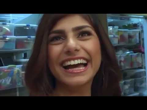 Mia Khalifa enjoy with her boss hot video of 2018