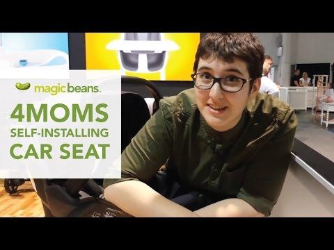 4moms Self Installing Car Seat 2017