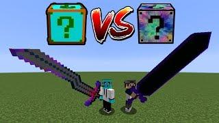 Minecraft Lucky Wars - 2 Farklı Şans Bloğu Bölüm 5