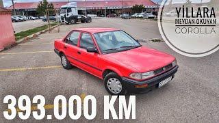 393.000 KM   AE92   Toyota COROLLA 1992   Otomobil Günlüklerim