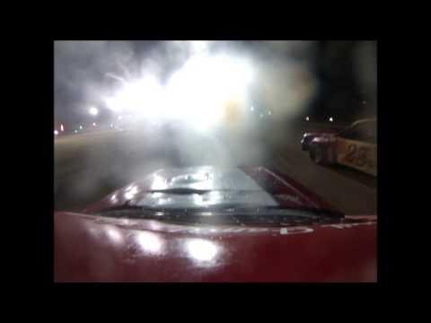 Dillan Randall Lawton Speedway 8-22-15