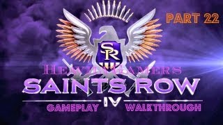 Saints Row IV Gameplay Walkthrough Part 22:The Boss Goes To Washington-Rescue Pierce