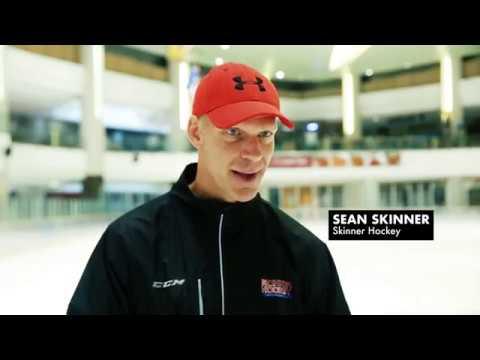 Sean Skinner Stickhandling Ice Hockey Camp 2017 - Kuala Lumpur, Malaysia