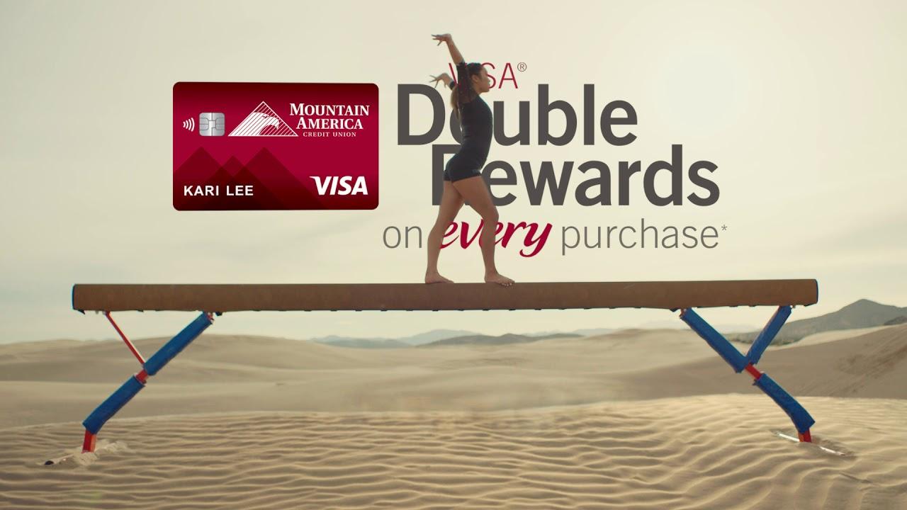 Visa Double Rewards | Mountain America Credit Union