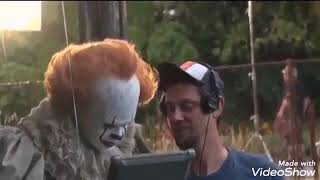 IT - cast, behind the scenes from chapter 1 & 2