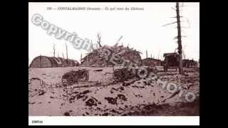 Communes de la  Somme     Contalmaison