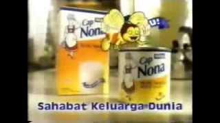 Iklan Susu Cap Nona Madu Bubuk (1997-1998) @ SCTV