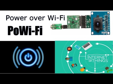PoWi-Fi for powering the next Billion Devices with Wi-Fi