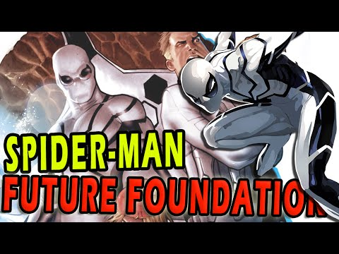 Trajes de Spider-Man: Future Foundation