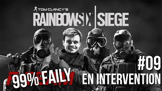 replay f team 99 faily en intervention 09 rainbow six siege