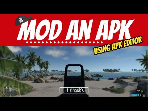 How To Mod An Apk With APK EDITOR