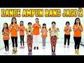 AMPUN BANG JAGO VERSI DARA FU TAKUPAZ KIDS | TIAN STORM X EVER SLKR | GOYANG VIRAL 2020
