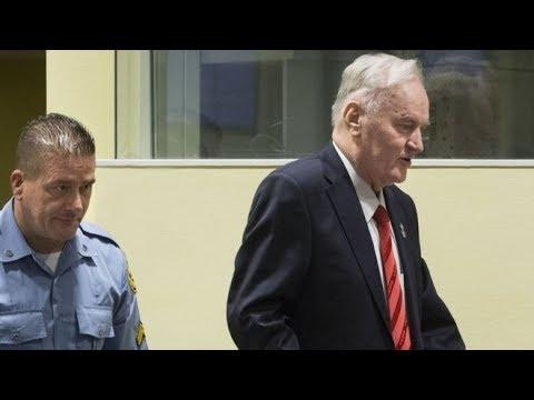 السجن مدى الحياة لسفاح البلقان -راتكو ملاديتش-  - نشر قبل 11 ساعة