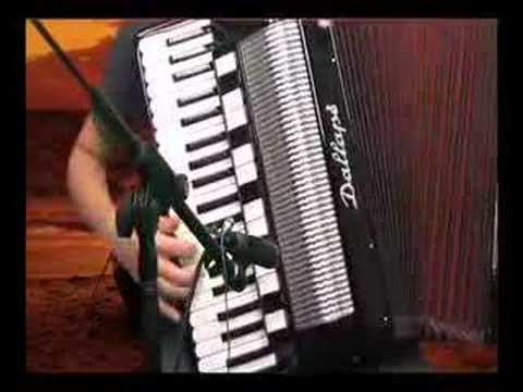 Accordion Italian waltz