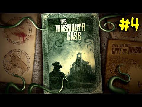 The Innsmouth Case - Walkthrough - Part 4 (PC HD) [1080p60FPS] |