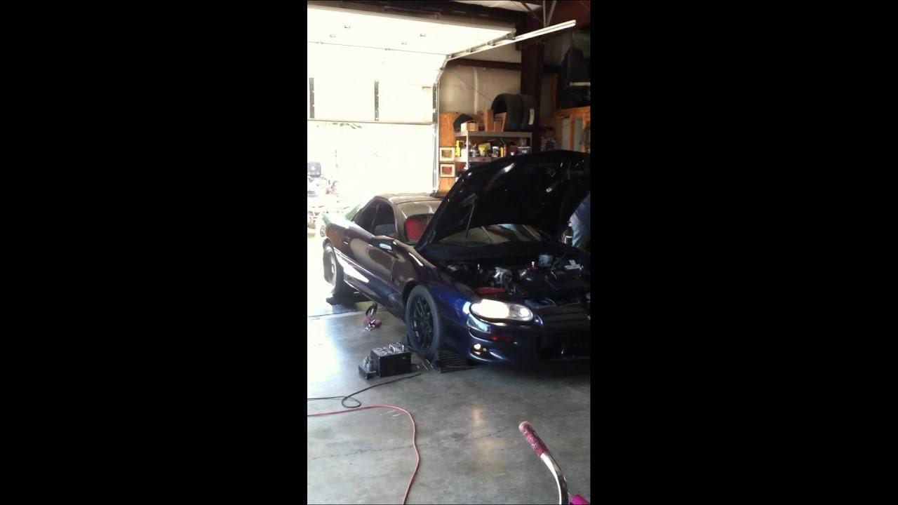 Camaro Ss 5 3 On3 75 Mm Turbo Huron Speed Turbo Kit Youtube