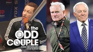 Who To Trust To Fix Their Team, Jerry Jones or Jimmy Haslam? - Chris Broussard & Rob Paker