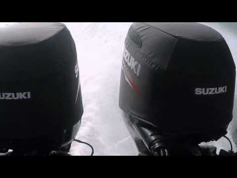 Suzuki Outboard Motor Splash Cover