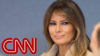 Melania Trump's spokesperson fires back at Giuliani