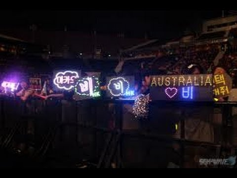 How To Make A Light Up Poster For A Kpop Concert Youtube