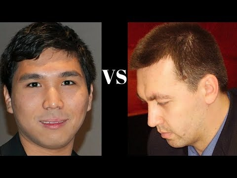 Amazing Chess Game: Wesley So plays Gata Kamsky after huge media storm the round before!