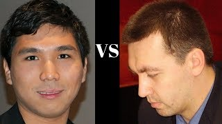 Wesley So plays Gata Kamsky after huge media storm over his forfeit the round before!