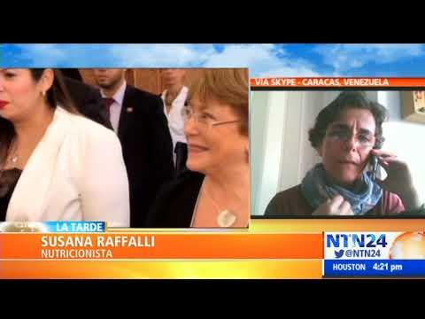 """""""Vimos a Bachelet con los ojos llorosos junto a las madres del J. M. de los Ríos"""": Susana Raffalli"""