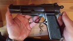 FN Highpower Firecap Modelgun Filmgun Propgun Theaterwaffe Filmwaffe