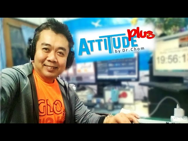 คิดบวกอย่างสร้างสรรค์ สร้างพลังให้ชีวิต Attitude Plus by Dr Chom EP 23