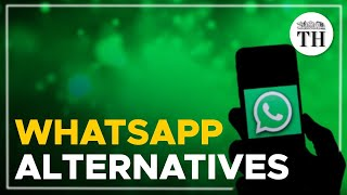 Some WhatsApp alternatives you can consider