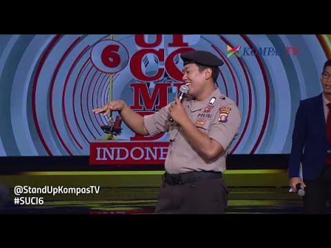 Gamayel: Adu Pantun (SUCI 6 Show 6)